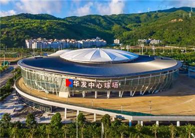 Public given gratis facility use at Hengqin tennis center