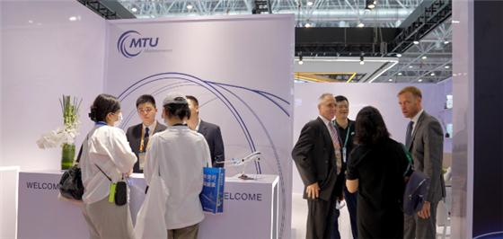 MTU Zhuhai soars high alongside Airshow China