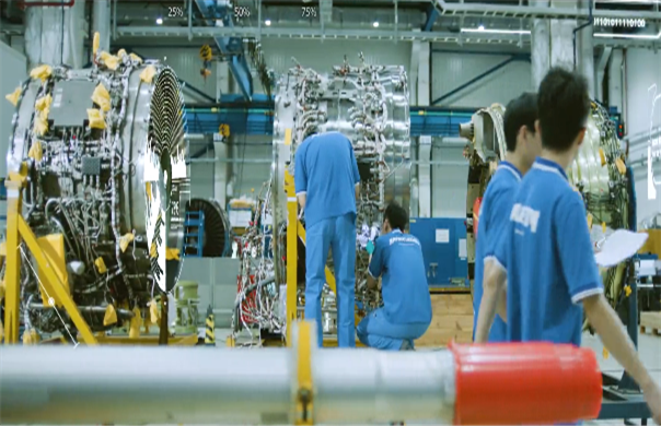 Incredible Zhuhai -- Intelligent manufacturing