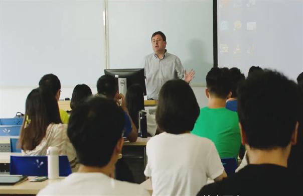 Incredible Zhuhai -- Education