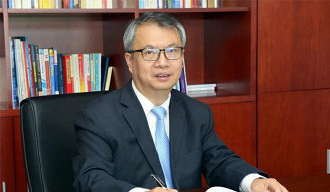 CNNC's Luo Qi wins top national scientific award